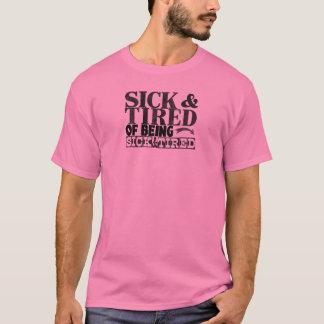 うんざりするTシャツがあることにうんざりする Tシャツ