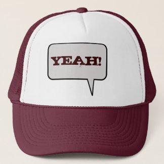 ええスピーチの泡帽子 キャップ