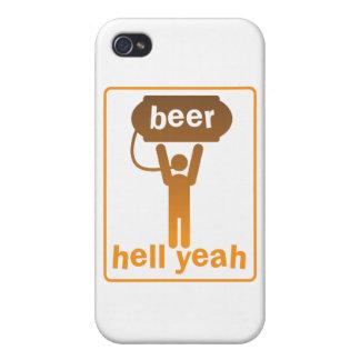 ええビール地獄! iPhone 4/4S ケース