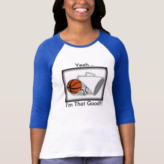 ええ! 私はよいそれです! (スポーツ) Tシャツ