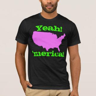 ええ! 「Merica! Tシャツ