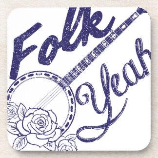 ええWellcodaのフォーク音楽生命バンジョーのビート コースター