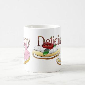 おいしい果実 コーヒーマグカップ