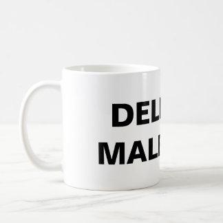 おいしい男性の破損 コーヒーマグカップ