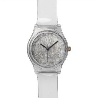 おいしい米 腕時計