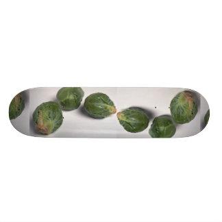 おいしい芽キャベツ 18.4CM ミニスケートボードデッキ
