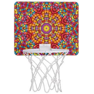 おいしいYum Yum小型バスケットボールのゴール ミニバスケットボールゴール