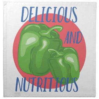 おいしくおよび栄養価が高いです ナプキンクロス