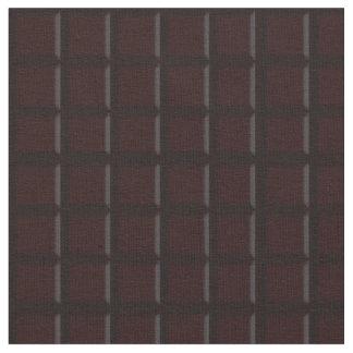 おいしく暗いチョコレート ファブリック