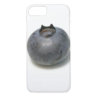 おいしく独身のなブルーベリーのフルーツ iPhone 8/7ケース