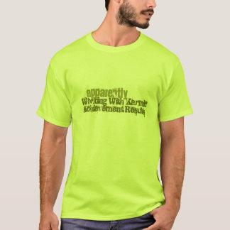 おそらくKarmic達成を使用します Tシャツ
