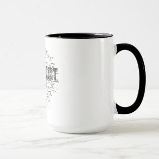 おたく警報、多忙なおたくのためのクールで粋なマグ! マグカップ