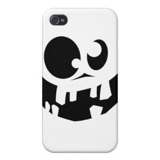 おっちょこちょいのなカボチャ iPhone 4/4S カバー