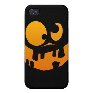 おっちょこちょいのなカボチャ iPhone 4/4S CASE