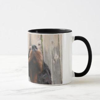 おっちょこちょいのなゴードンセッターの陶磁器のマグ マグカップ