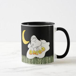 おっちょこちょいのな幽霊 マグカップ