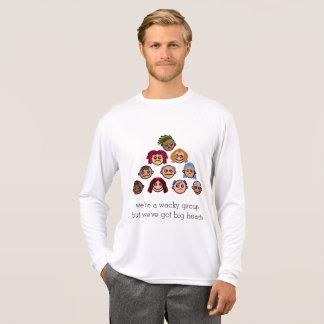 おっちょこちょいのなdangシステム tシャツ