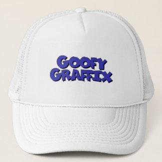 おっちょこちょいのなGraffix -青い手紙の帽子 キャップ