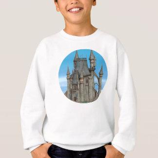 おとぎ話の城 スウェットシャツ