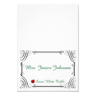 おとぎ話の結婚式招待状 カード