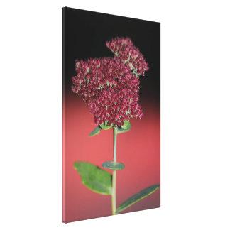 おとぎ話の花柄 キャンバスプリント