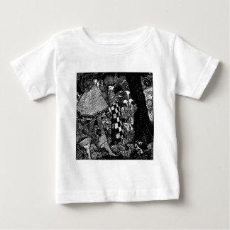 おとぎ話-イラストレーション4 ベビーTシャツ