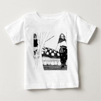 おとぎ話-イラストレーション5 ベビーTシャツ