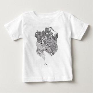 おとぎ話 ベビーTシャツ