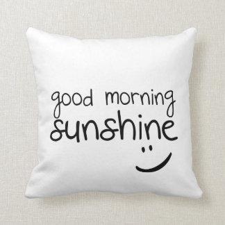 おはようの日光-おもしろいな装飾用クッション クッション