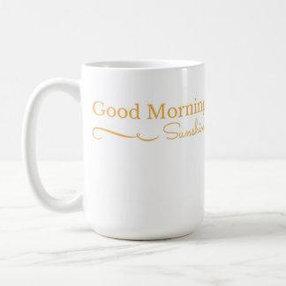 おはようの日光 コーヒーマグカップ
