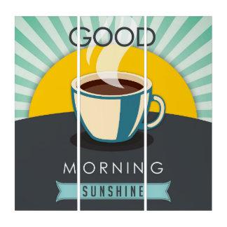 おはようの日光 トリプティカ