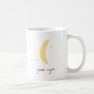 おはよう及びおやすみなさい コーヒーマグカップ