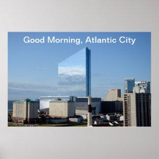 おはよう、アトランティック・シティ ポスター