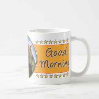 おはよう コーヒーマグカップ