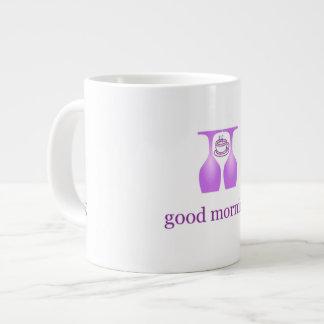 おはよう ジャンボコーヒーマグカップ