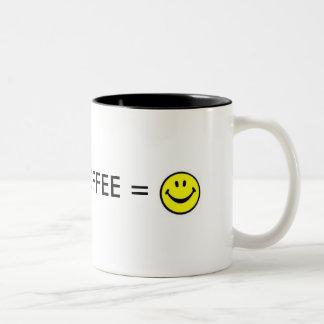 おはよう ツートーンマグカップ