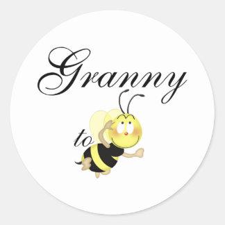 おばあさん2はあります ラウンドシール