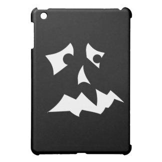 おびえているカボチャ iPad MINI CASE