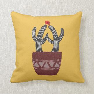 おもしろいでかわいいサボテン愛枕幸せなサボテンの枕 クッション
