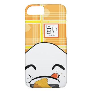 おもしろいでどん欲で日本のなマンガOnigiri iPhone 8/7ケース