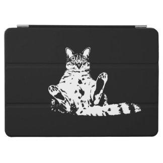 おもしろいで気難しい猫 iPad AIR カバー