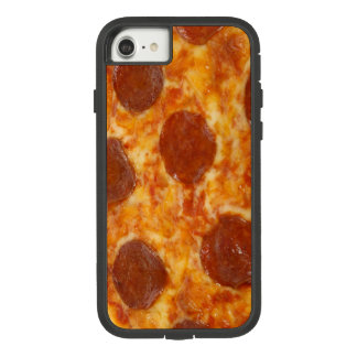 おもしろいで油が多いピザ写真 Case-Mate TOUGH EXTREME iPhone 8/7ケース