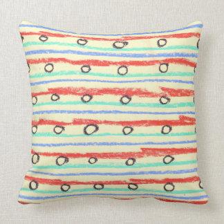 おもしろいで装飾的な枕 クッション