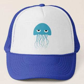 おもしろいなくらげの帽子 キャップ
