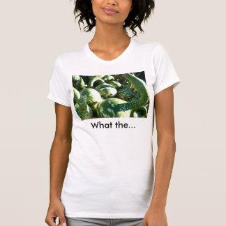 おもしろいなひょうたん何…引用文の女性のTシャツ Tシャツ