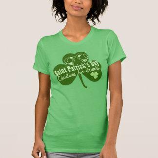 おもしろいなアイルランド語St pattys day Tシャツ