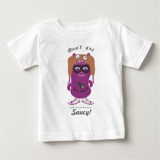おもしろいなアニメーション ベビーTシャツ
