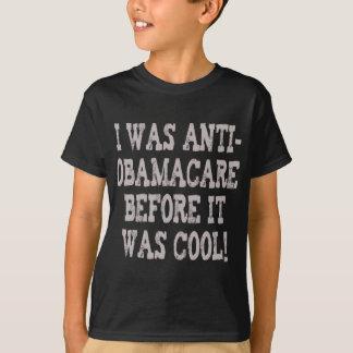 おもしろいなアンチオバマケア Tシャツ