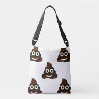 おもしろいなウンチのemojiのcrossbodyバッグの財布の金入れ クロスボディバッグ