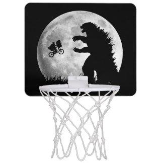 おもしろいなエイリアン対モンスター ミニバスケットボールネット